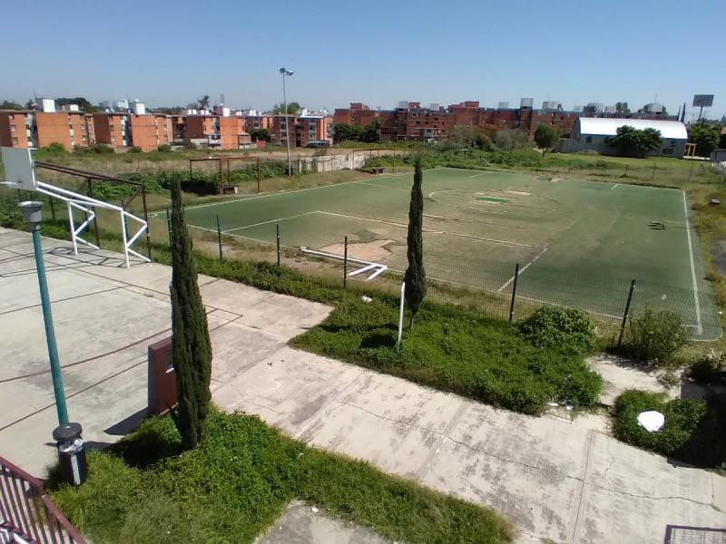 En pésimas condiciones parque de Infonavit San Jorge