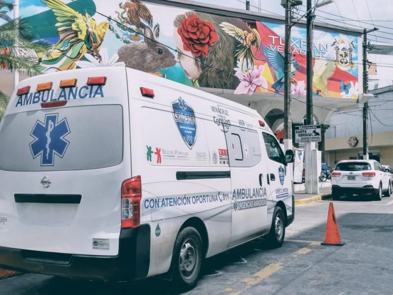 En plena contingencia solicitan devolución de ambulancias