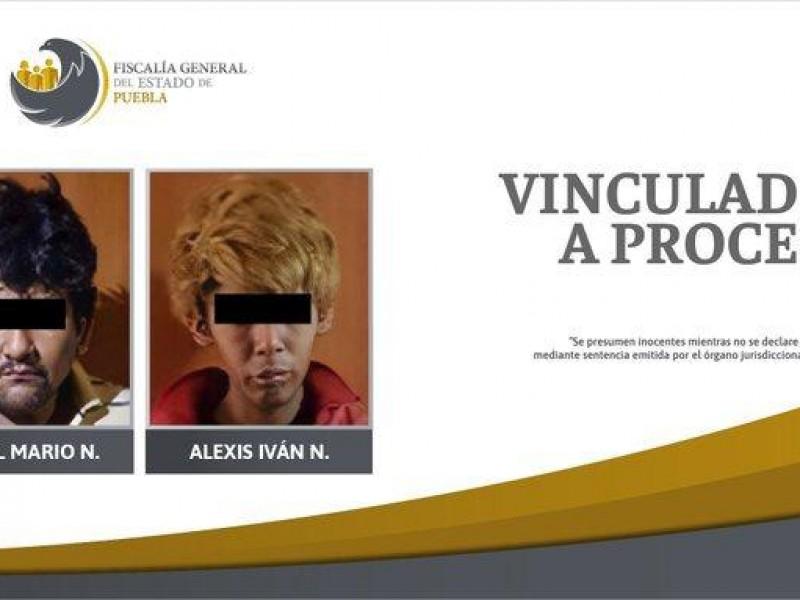 En prisión preventiva presuntos homicidas de San Bartolo