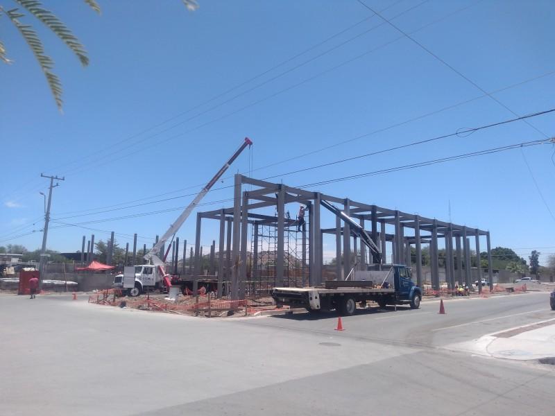 En proceso de construcción mayoría de obras de Sedatu
