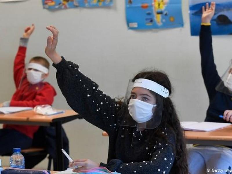 En Puebla no regresarán a clases presencial alumnos con comorbilidades