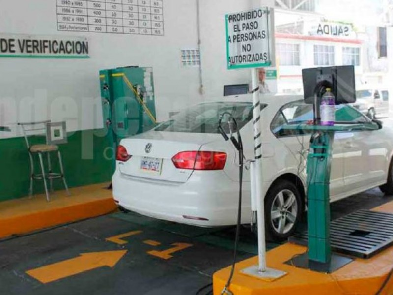 En Querétaro 75% en cumplimiento de verificación vehícular