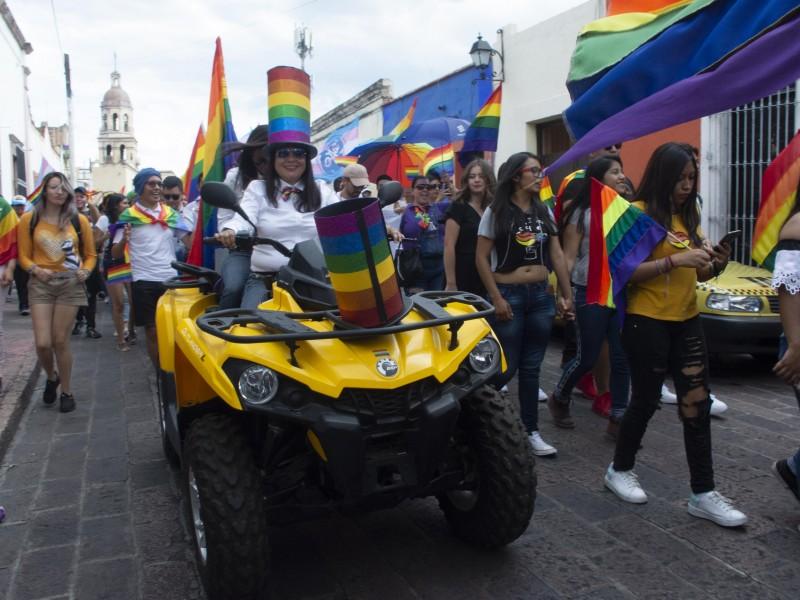 En Querétaro existe homofobia Institucional
