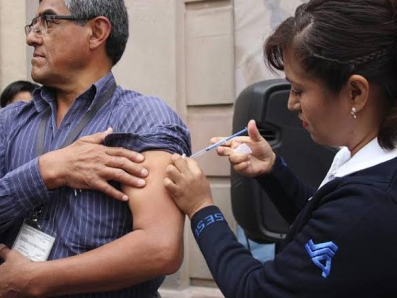 En Querétaro no hay desabasto de vacunas