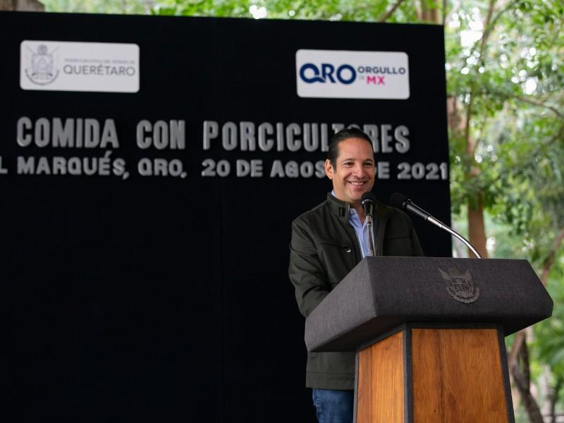 En Querétaro se trabaja para favorecer un campo sustentable