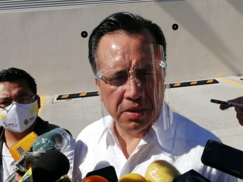 En recuperación municipios afectados por inundaciones en Veracruz:Gobernador