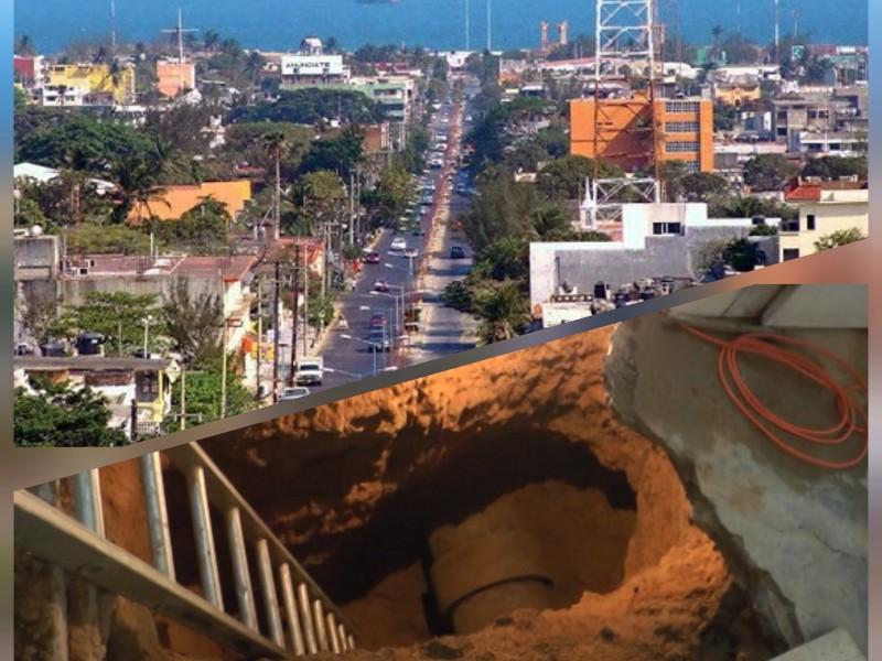 En riesgo 70% de viviendas construidas sobre líneas de agua