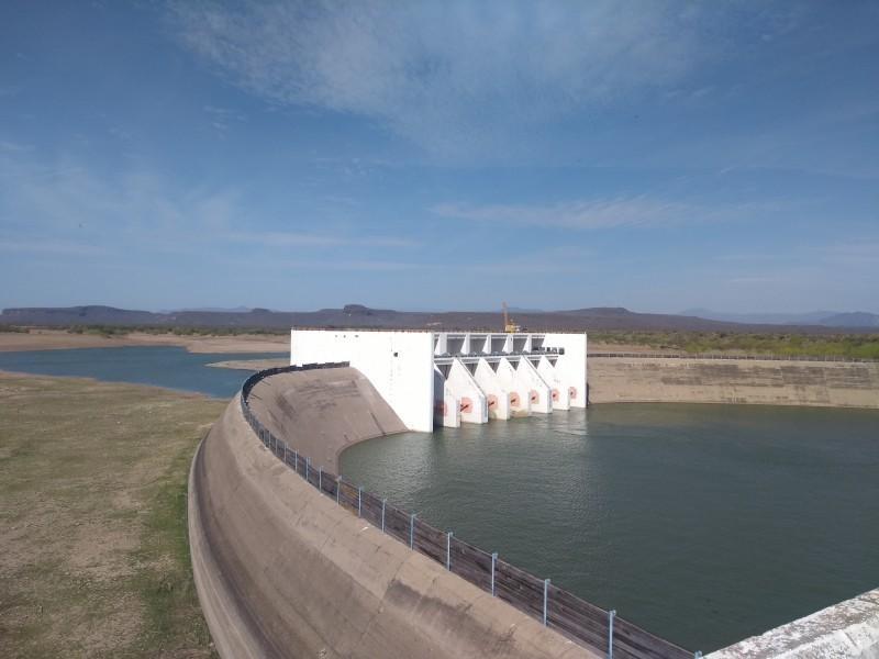 En riesgo ciclo P-V ante escasez de agua en presas