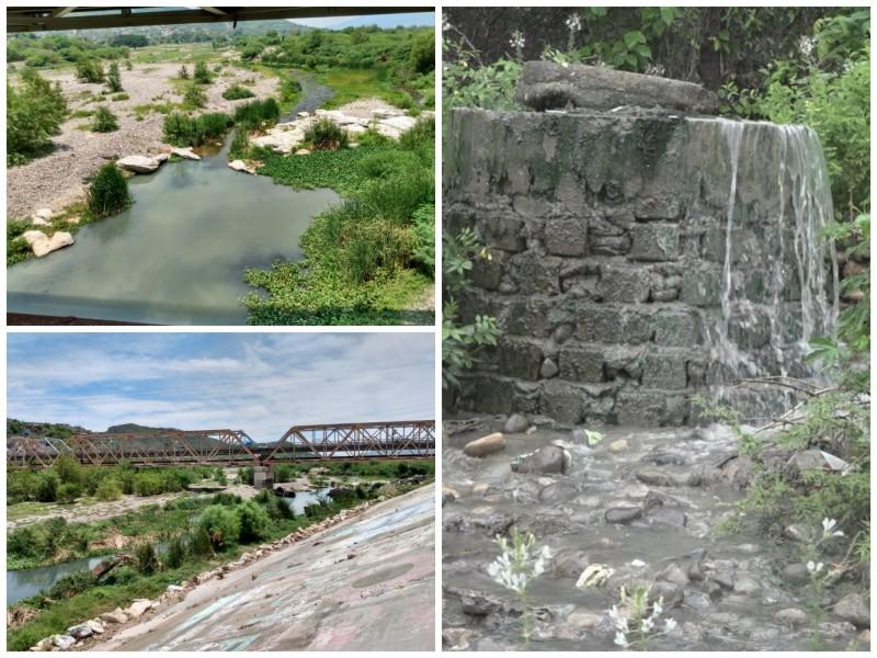 En riesgo cuencas hídricas de México; aguas negras contaminan ríos