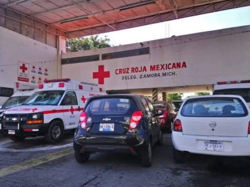 En riesgo operatividad de Cruz Roja por falta de recursos