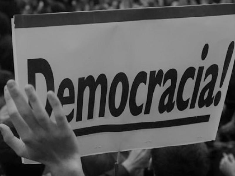 📹En riesgo vida democrática en México