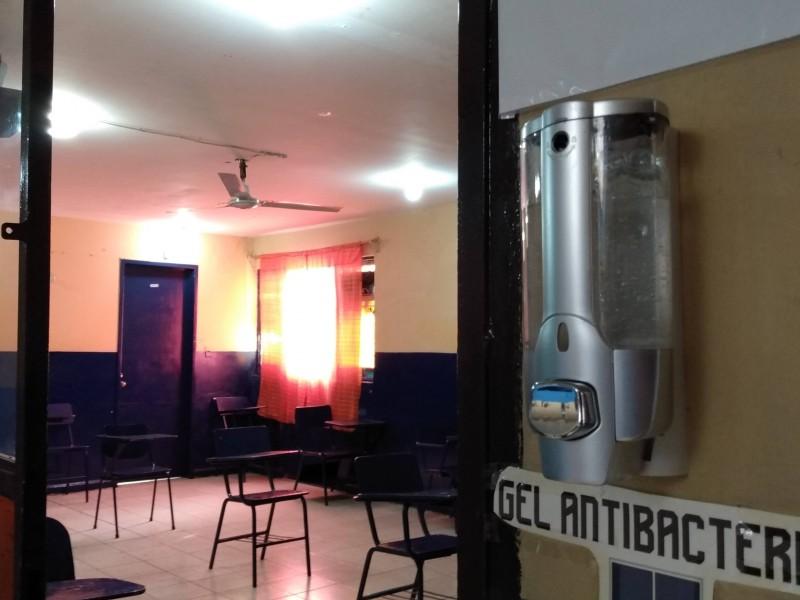 📹En Salamanca 19 escuelas están bajo programa piloto