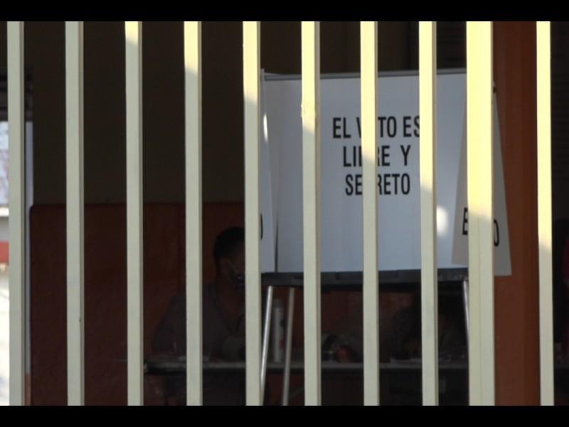 Más de 120 mil salmantinos decidieron no votar