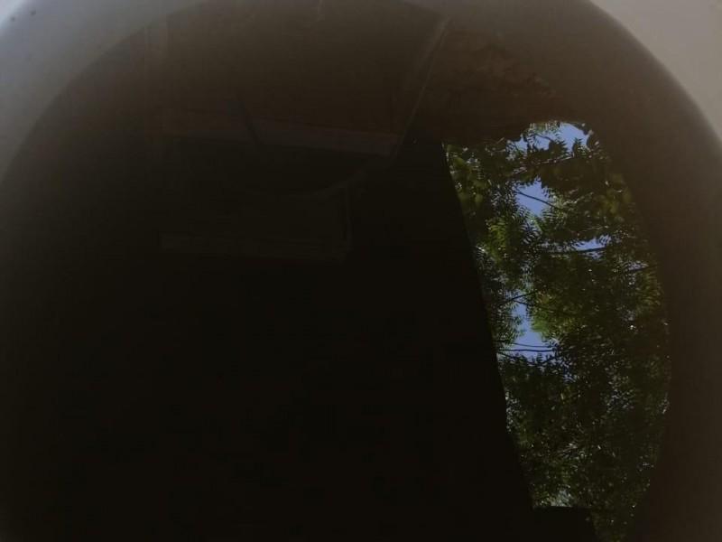 En San Blas estallan contra JAPAF por mala calidad agua