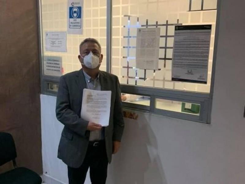 En SCLC interpone Díaz Ochoa recurso de revisión ante TEPJF