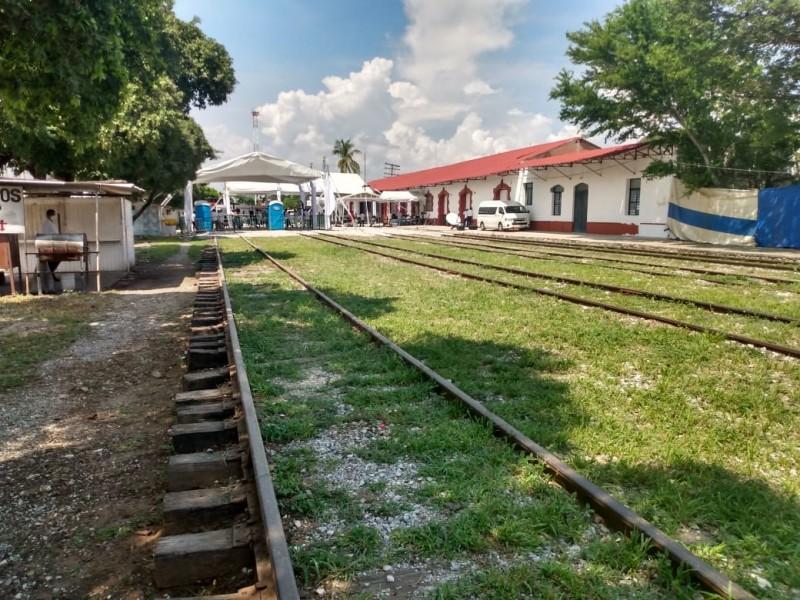En septiembre 2021 concluirán modernización de vías del ferrocarril