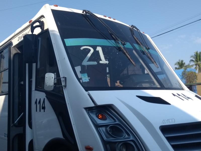En septiembre descuento general para estudiantes en transporte
