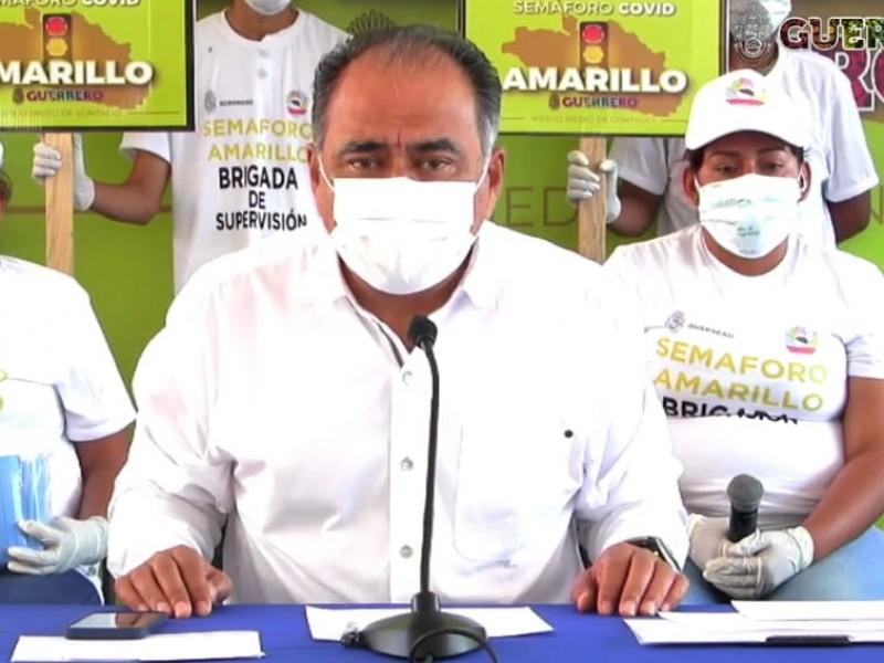 En séptimo aniversario por caso Ayotzinapa, Astudillo reitera solidaridad