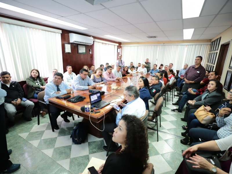En sesión permanente queda el Consejo Municipal de Salud