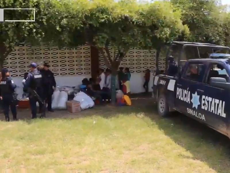 En Sinaloa se atenderán a personas víctimas de desplazamientos forzado