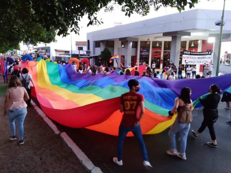 En Sonora continúa el rezago hacia parejas del mismo sexo