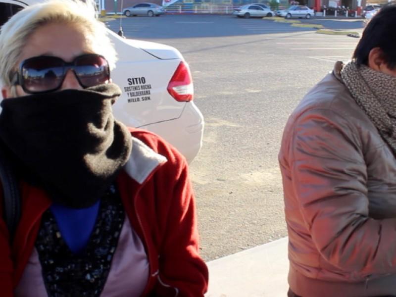 En Sonora, Segunda Tormenta Invernal y Frente Frío No. 18