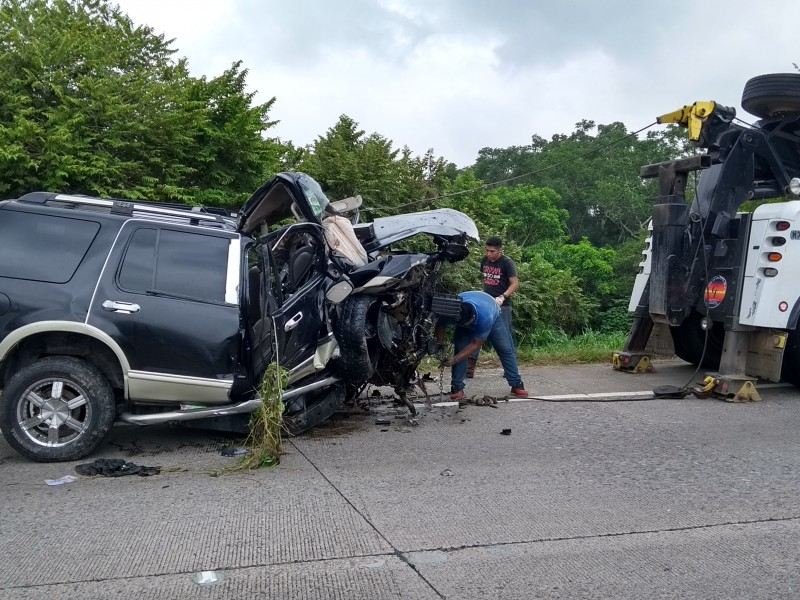 En Tuxpan el 2018 cerró con 543 accidentes