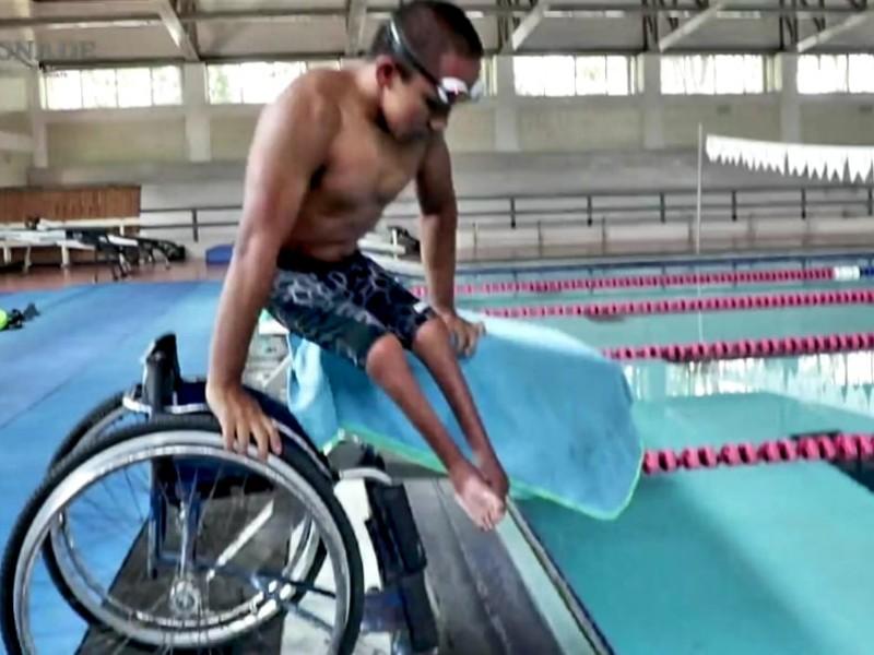 En Tuxpan promueven el deporte adaptado