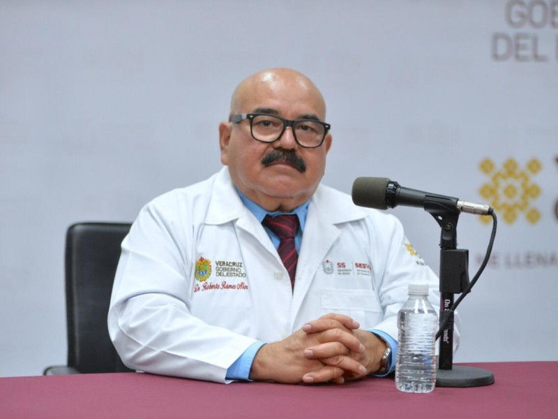 En Veracruz continuarán medidas sanitarias por incremento de casos Covid-19:SESVER