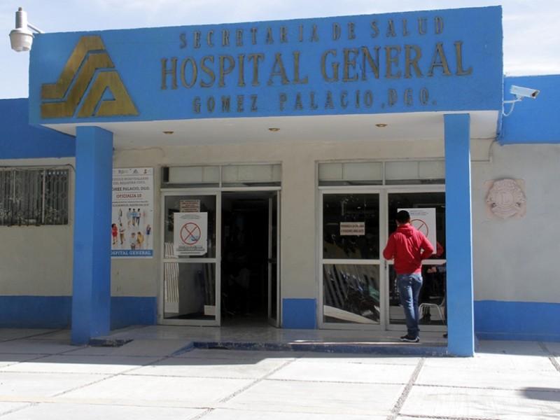 En vigilancia capacidad hospitalaria de la Laguna de Durango