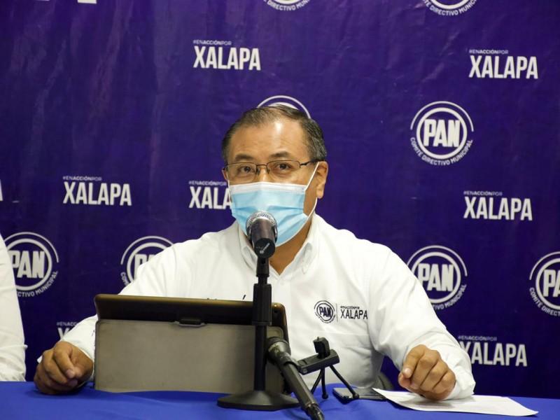 En Xalapa no habrá alianza, asegura comité municipal del PAN