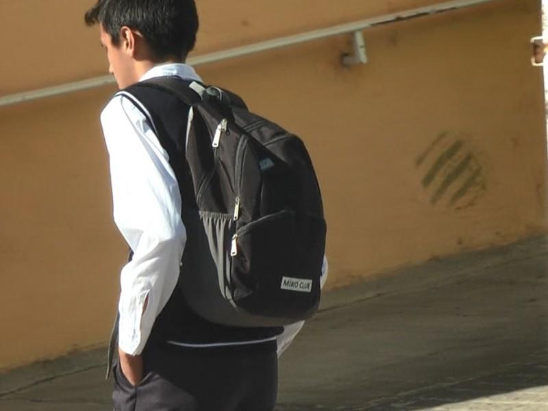 En Zacatecas no habrá operativo mochila: Seduzac