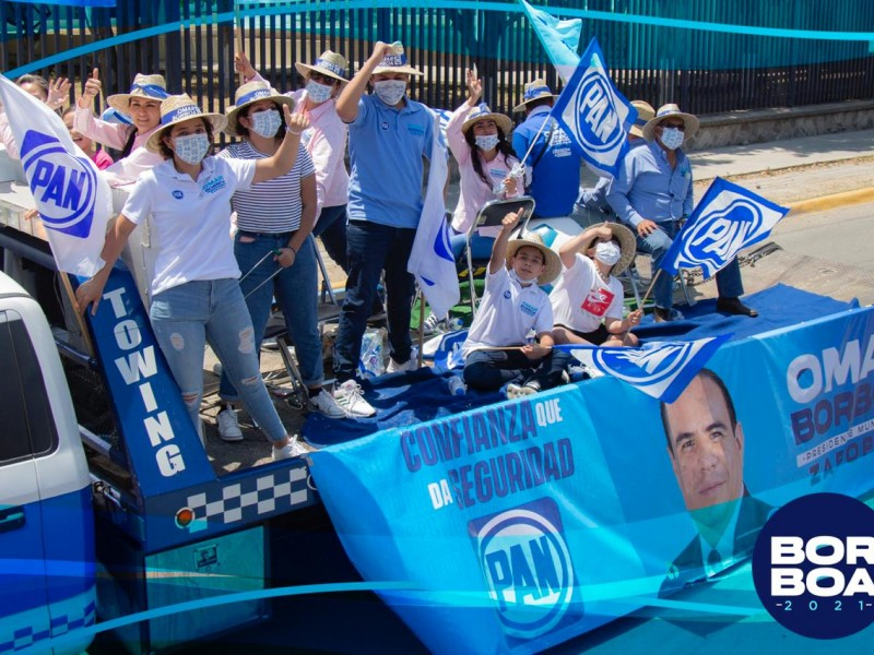 Encabeza PAN gasto electoral en Zapopan; 4 aspirantes ocultan gastos