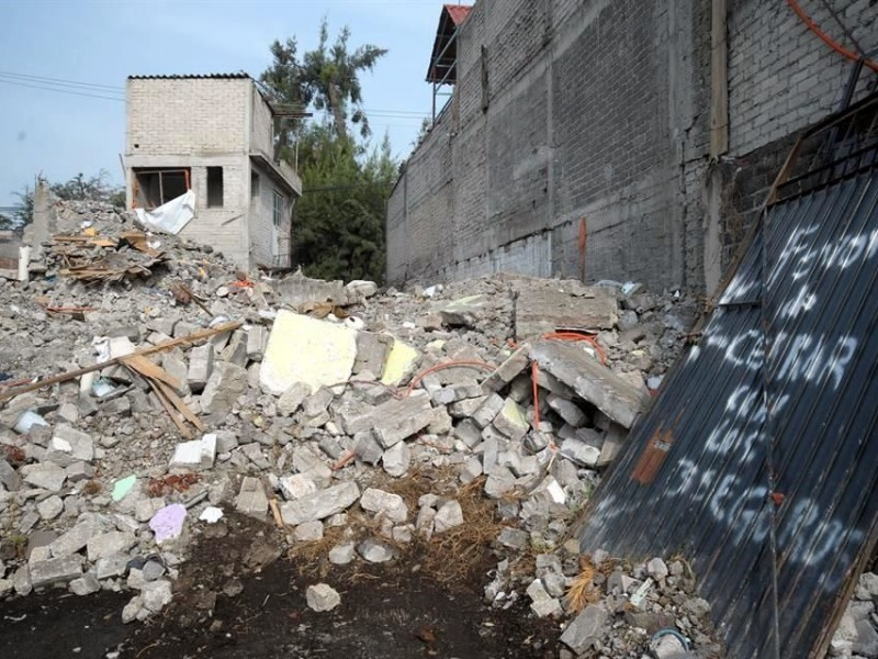 Encargan reconstrucción a Sedatu