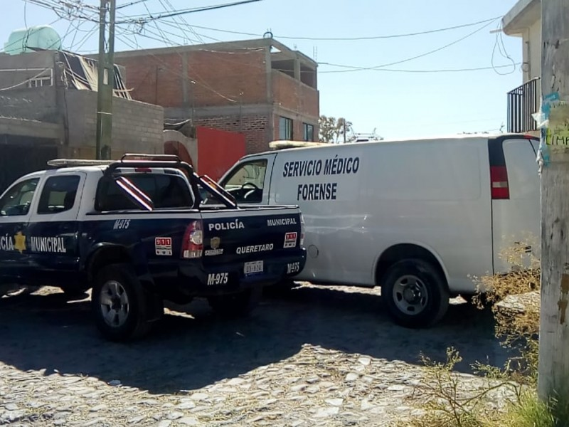 Encobijado en Col. Libertadores de América