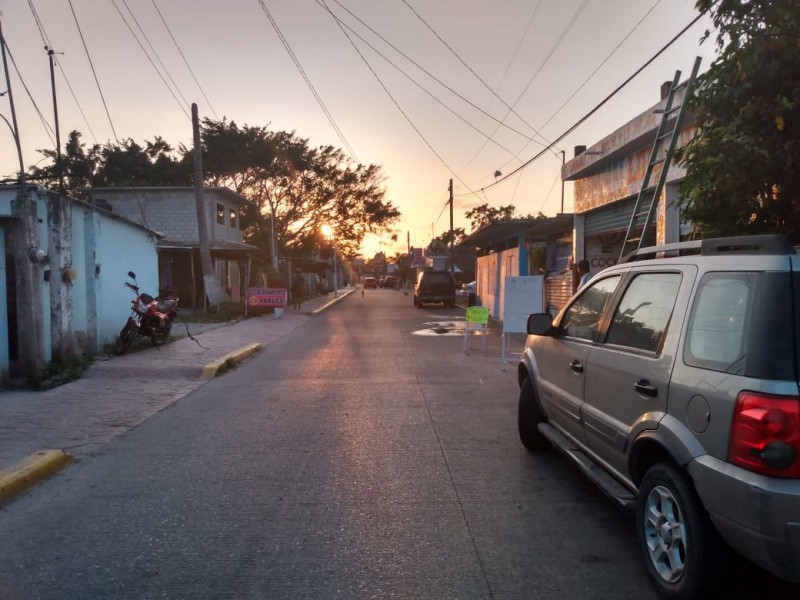 Enconomía y cotidianidad de Tuxpan ante alerta sanitaria