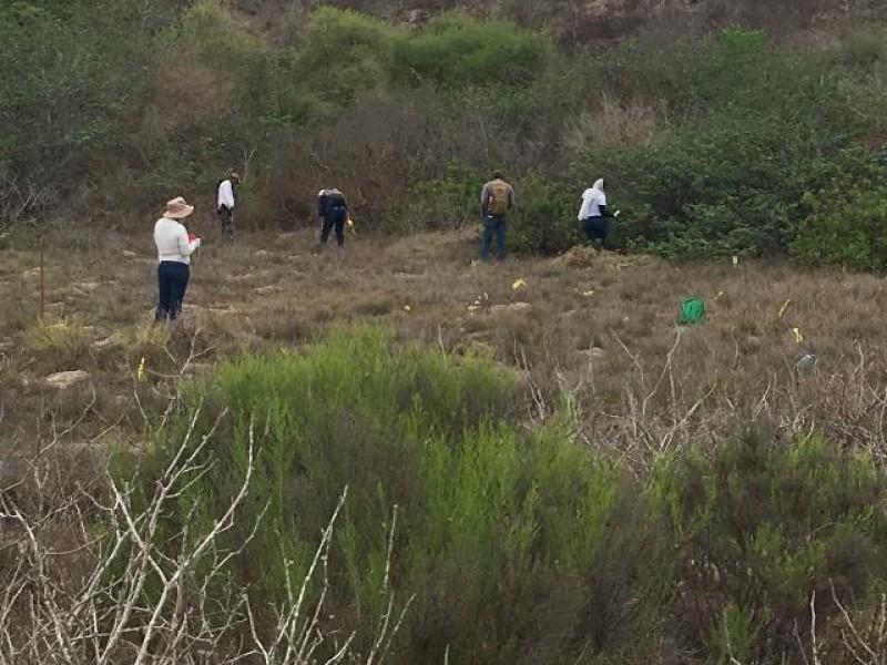 Encuentran 105 restos humanos en Navolato