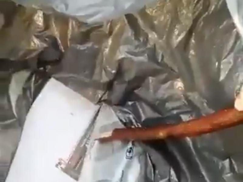 Encuentran boletas en bolsas de basura en Ayahualulco