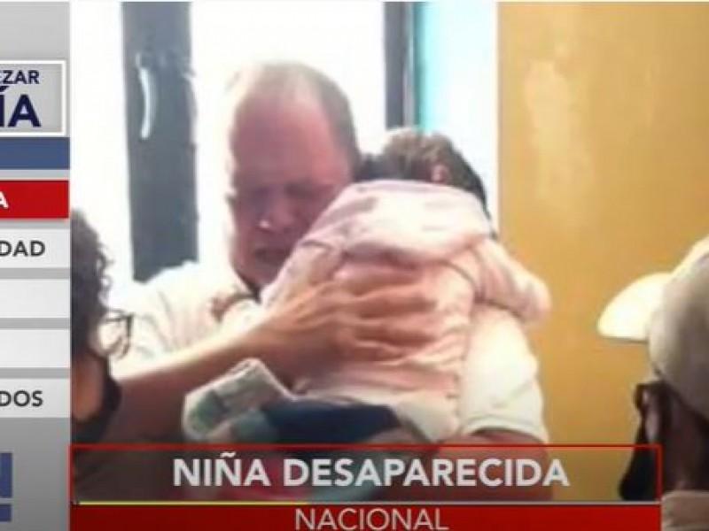 Encuentran con vida a familia desaparecida en Jalisco