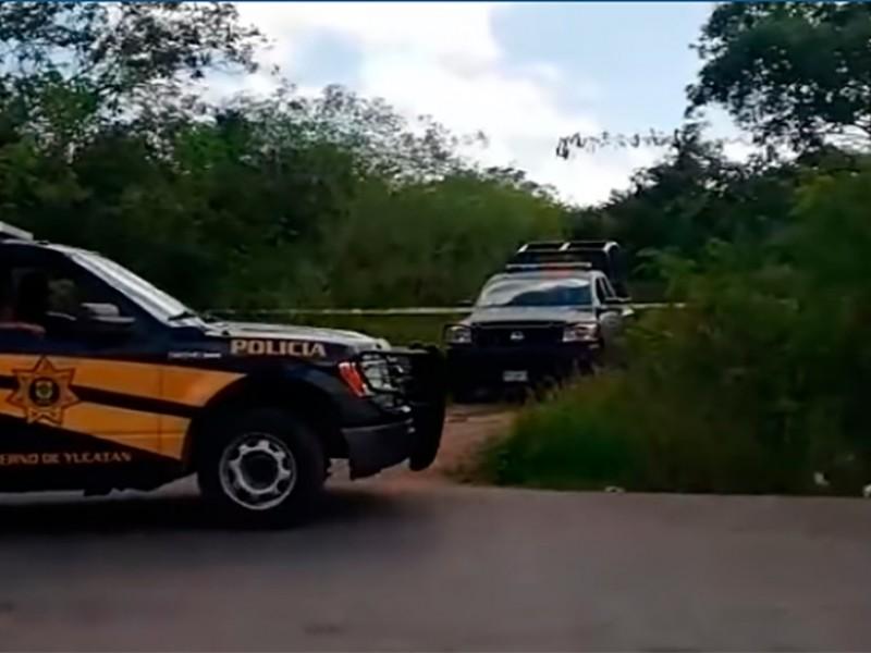 Encuentran cuerpo de mujer al sur de Mérida