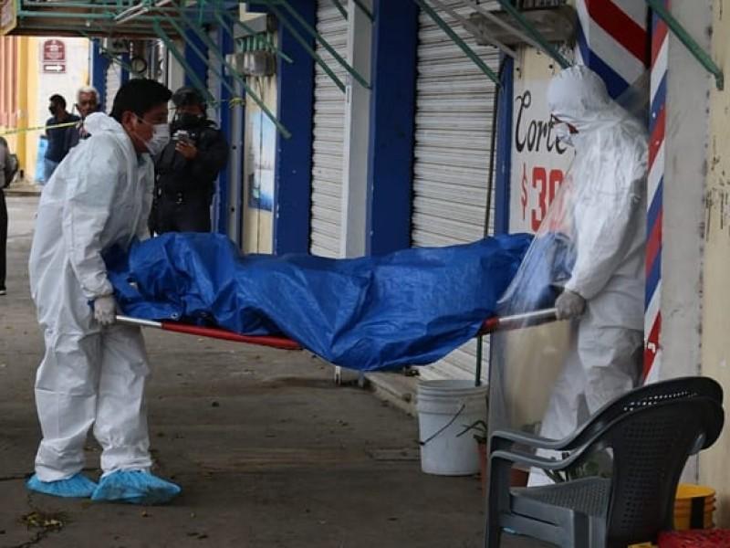 Encuentran cuerpo de peluquero en la zona centro de Veracruz.