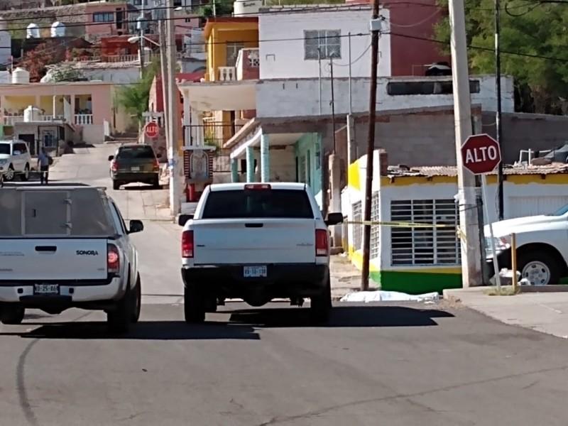 Ejecutan a dos en Guaymas