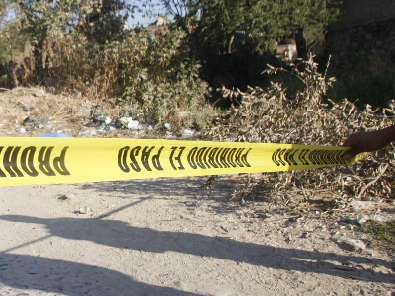 Encuentran dos cuerpos en Rancho Grande