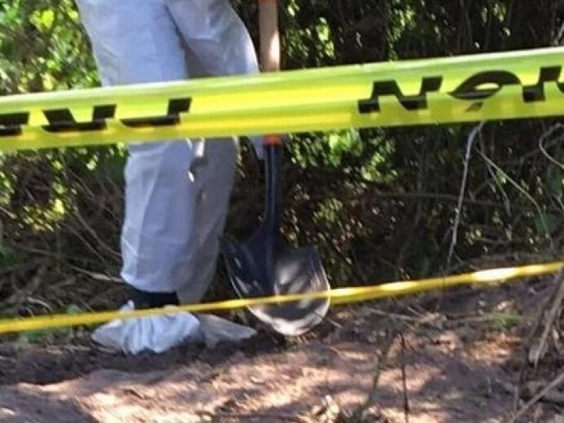 Encuentran fosas clandestinas cerca de Juluapan; habría 6 cuerpos