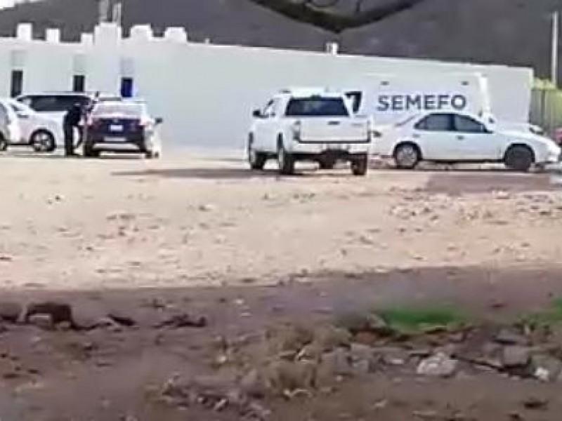 Encuentran hombre colgado en celda del Cereso de Guaymas