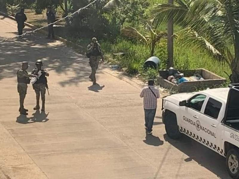 Encuentran maleta con restos de una mujer en Coatzacoalcos