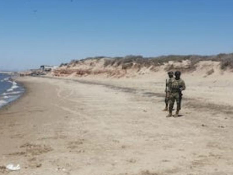 Encuentran mujer ejecutada en tambo en playa del Sol