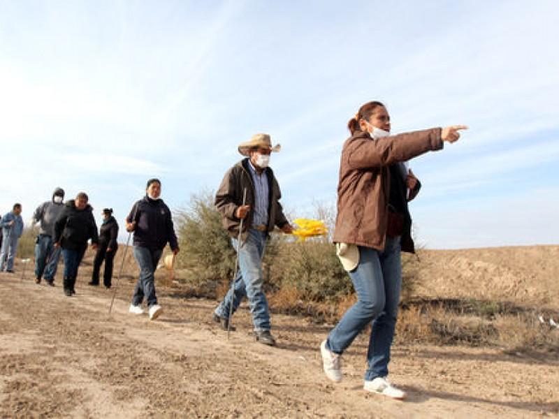 Encuentran restos en inmediaciones del Campo Militar de San Pedro