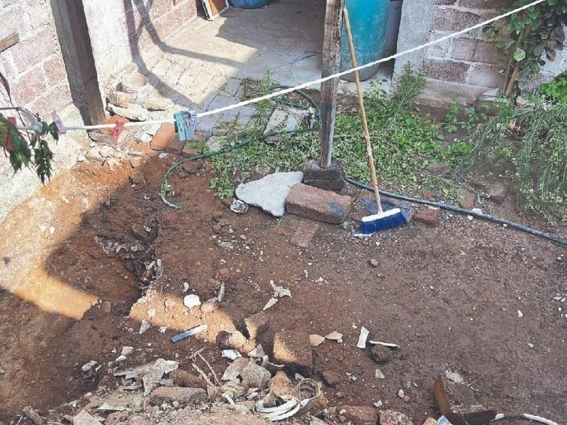 Encuentran restos familia desaparecida Ecatepec
