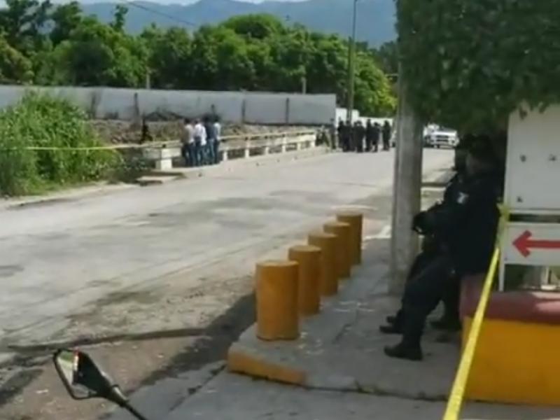 Encuentran cuerpo desmembrado en puente Vergel de TG